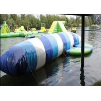 Wholesale Outside Inflatable Amusement Park Water Blob Launcher Water Blow Up Toys from china suppliers