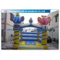 China Kids Toy Inflatable Animals Moon Bouncer Animal Park Theme Inflatable Bouncer on sale