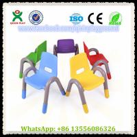 Wholesale Kindergarten Equipment School Furniture Plastic Chairs for Kids QX-193A from china suppliers