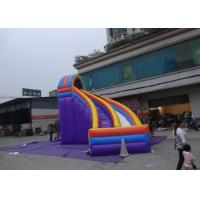 Wholesale Wonderful 9L X 6W X 6H Commercial Inflatable Slide Roof Cover For Hire from china suppliers