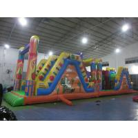 Wholesale Indian inflatable obstacle course with CE.UL from china suppliers
