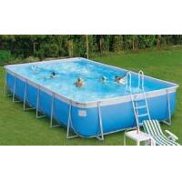 China PVC Inflatable Outdoor Swimming Pools , Inflatable Above Ground Pools on sale