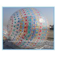 Wholesale Customized Giant Inflatable Zorbing Ball For Inflatable Sports Games(CY-M2713) from china suppliers