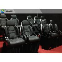 Wholesale 12-40 People 9D Movie Theater 9D Cinema Equipment With Electric System from china suppliers