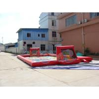 Wholesale Inflatable Water Soccer Field from china suppliers