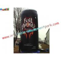 Quality Custom made Small Advertising Inflatables Can made of Nylon 3 to 8 Meter high for sale