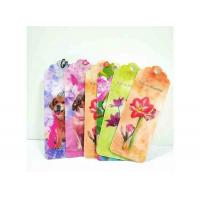 Wholesale Colorful Lenticular 3D Bookmark For Gift Promotional / Personalized Book Marks from china suppliers