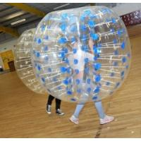 Wholesale TPU/PVC environmental protection material bubble soccer soft bubble soccer from china suppliers