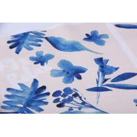 Wholesale Digital Inkjet Printing / Cotton Canvas Fabric With Beautiful Pattern from china suppliers