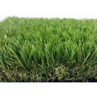 Wholesale UV Resistance Artificial Grass Landscaping For Relax Flat Yarn Shape from china suppliers