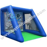 Wholesale Inflatable football goal,Air seal inflatable football shooting, football game from china suppliers