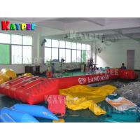 Wholesale Inflatable water platform,water sport game,KWS012 from china suppliers