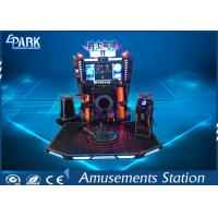 Wholesale Arcade Jazz Drum Musical Instrument With Redemption Game , Coin Operated Game Machine from china suppliers