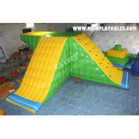 Wholesale Inflatable Action Tower water game for aqua park from china suppliers