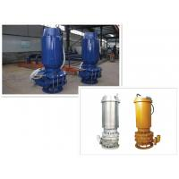 Wholesale Professional Heavy Duty Submersible Pump , Submersible Drainage Pump For Dredging Ship from china suppliers