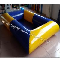 China indoor inflatable swimming pool , kids ball pool for sale ,inflatable dog pool on sale