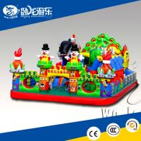 Buy cheap beautiful inflatable bouncy house, bouncy castle wholesalers from wholesalers
