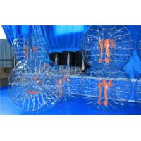 Wholesale Football Inflatable Bumper Ball , PVC TPU Outdoor Bubble Soccer Ball from china suppliers