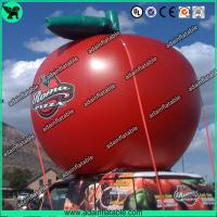 Wholesale Event Fashionable Red Custom Inflatable Apple , Large Inflatable Advertising Products from china suppliers