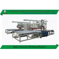 Wholesale HF Gantry Welding Machine , Dielectric Heat Sealing Machine With 4 Shuttle Slides from china suppliers