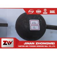 Wholesale B3 and B2 Material Forged Steel Ball For Gold And Copper Mining Special Use from china suppliers