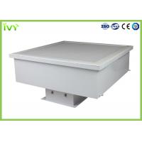 Wholesale Ceiling Diffuser HEPA Filter Box 200*200mm Ventilation Opening Size With Damper from china suppliers