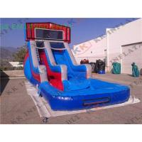 Wholesale Dreamland Water And Jumpers Inflatable Water Pool Slide For Inground from china suppliers