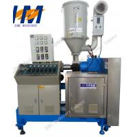 Wholesale Fully Automation Plastic Extrusion Machine , Single Screw Extruder Machine from china suppliers