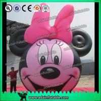 Wholesale Portable Oxford Cloth Inflatable Minnie Mickey Mouse Adventure Playground from china suppliers