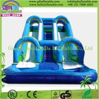 Wholesale inflatable water slide,inflatable slide,cheap inflatable water slide for sale from china suppliers