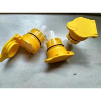 Buy cheap Battery Vent Caps Regular Size Forklift Traction Battery Plastic Parts from wholesalers