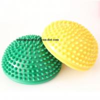 Wholesale Fitness Massage Ball Eco-friendly Soft PVC Gym Spiky Ball from china suppliers