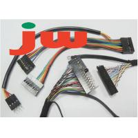 Wholesale High Performance LVDS LCD Screen Cable With AMP MOLEX Or Equivalent Connectors from china suppliers