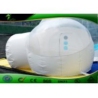 Wholesale Fire Retardant Outside Inflatable Lawn Tent Bubble For Party Adjustable Size from china suppliers
