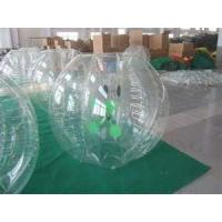 Wholesale 0.8mm PVC Inflatable Bumper Ball with Customized Printing from china suppliers