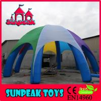 Wholesale TEN-2068 Stage Colorful Inflatable Tent For Exhibition Party Event Decoration from china suppliers