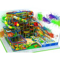 Wholesale Trampoline Park And Indoor Playground Equipment For Family Entertainment Center from china suppliers