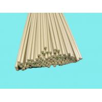 Wholesale Chemical Resistance PEEK Rods Khaki For Bushes / Metering Pumps from china suppliers