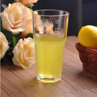 Wholesale Machine Made Highball Glass Drinking Cups For Water Juice