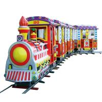 Buy cheap Square rides train track train sightseeing train small train ride equipment from wholesalers