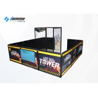 Wholesale Two Player Equipment Virtual Reality Simulator VR Tower Machine With HTC Glasses from china suppliers