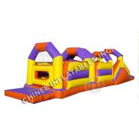 Wholesale long Inflatable obstacle, puffing giant from china suppliers
