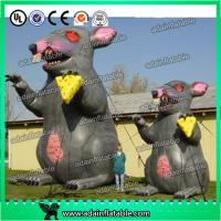 Wholesale Decorative Inflatable Cartoon Characters Durable Inflatable Advertising Mouse from china suppliers