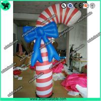 Wholesale Christmas Decoration Inflatable Candy With LED Light For Kids Events from china suppliers
