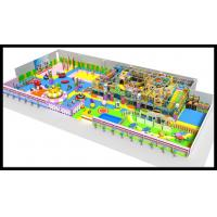 Wholesale Safety Multi-function Kids Indoor Playground for 3-12 Years Old Kids Indoor Playground from china suppliers