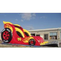 Wholesale Monster Racer Water Slide 34'L x 15'W x 20'H from china suppliers