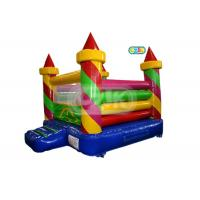 Wholesale Durable Large Inflatable Bouncer / Inflatable Bounce House Castle For Amusement Park from china suppliers