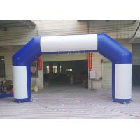 Wholesale Competition Inflatable Race Arch / Entrance Blow Up Arch OEM Available from china suppliers