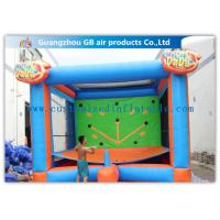 Wholesale Commercial Strong Inflatable Sports Games Throwing Toy Interactive Party Games from china suppliers