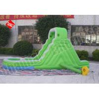 Wholesale Backyard Water Slide_Green from china suppliers